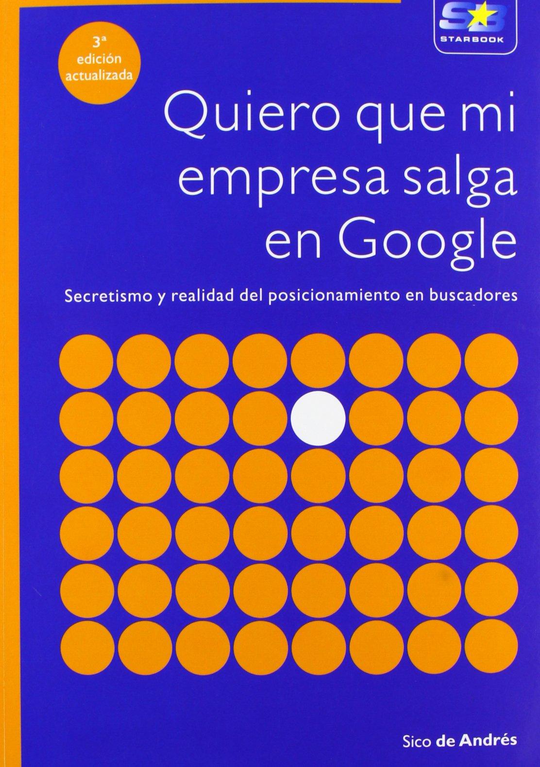 Quiero que mi empresa salga en Google